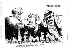 """OÖN-Karikatur vom 27. März 2015: """"Austragungsort Nr. ???"""" Mehr Karikaturen auf: http://www.nachrichten.at/nachrichten/karikatur/ (Bild: Haitzinger)"""