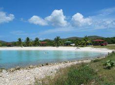 Refugio nacional de vida silvestre de Vieques. Foto vía USFWS.