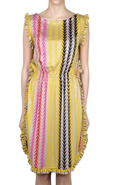 Arrowhead Print Jersey multicolor dress MARC BY MARC JACOBS