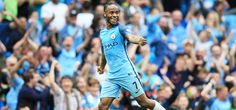 Raheem Sterling is 1st in dribbles, dribbles completed and touches compared to…