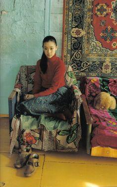 Aoi Yu Dandelion Photobook by Yoko Takahashi Asian Woman, Asian Girl, Yu Aoi, Mori Fashion, Ulzzang, Mori Girl, Japanese Girl, Photo Book, Asian Beauty