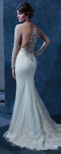 Wedding Dress by Amaré Couture from Casablanca Bridal