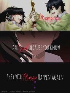 This is so sad :'( I need to watch this anime! Sad Anime Quotes, Manga Quotes, Image Citation, Kagerou Project, Dark Quotes, Depression Quotes, Anime Life, How I Feel, In My Feelings