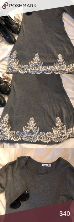 💥💥CATO Dress💥💥 🔥🔥New gray Cato dress🎉🎉 Cato Dresses Long Sleeve
