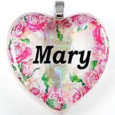 Resultado de imagen de Nombre de Mary