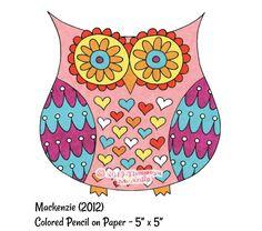 colorfull owl - Hledat Googlem