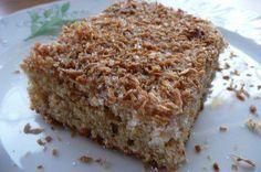 Das perfekte Kuchen: Dinkel-Blechkuchen mit Kokosraspeln-Rezept mit einfacher Schritt-für-Schritt-Anleitung: Zucker, Eier und Vanillinzucker schaumig…