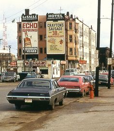 My great city Cleveland Ohio during my childhood 1960s 1970s my how things have changed from then until present day!
