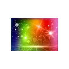 Multicolored light effects background Free vector in Adobe Illustrator... ❤ liked on Polyvore featuring backgrounds