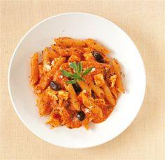 Πένες με σάλτσα από κόκκινες πιπεριές Cookbook Recipes, Cooking Recipes, Risotto, Nom Nom, Favorite Recipes, Ethnic Recipes, Food, Chef Recipes, Essen