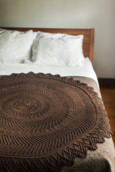 Tree Rings by Andrea Rangel, Wool People 6