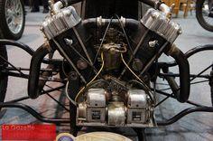 LA GAZETTE AUTOMOBILE: une DARMONT SPECIAL des années 20 (Epoqu'Auto 2011)