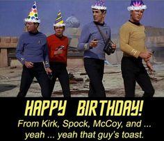 Star Trek Original - Love the adventures of Captain Kirk ; Star Trek Original, Original Version, Star Trek Humor, Star Wars, Star Trek Tos, Funny Picture Quotes, Funny Pictures, Funny Pics, Funny Memes