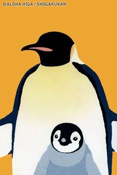 しろくまカフェ ペンギンさん