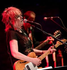 Singer and songwriter Lucinda Williams performed at Brooklyn Bowl Las Vegas at The LINQ in Las Vegas on August 5, 2015