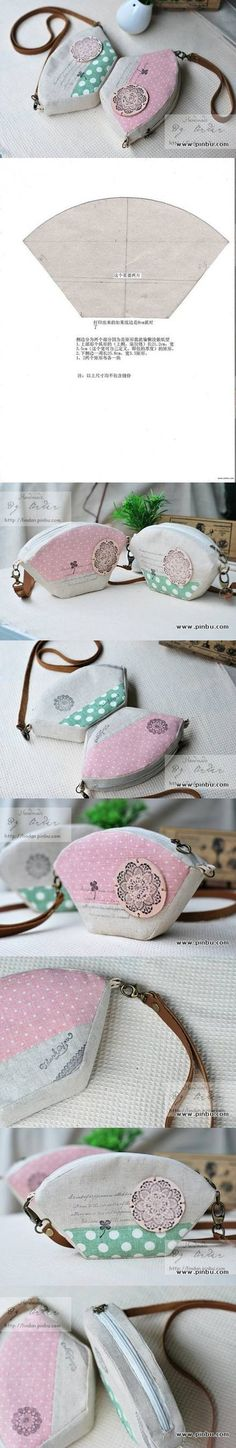 DIY Cool Mini Handbag