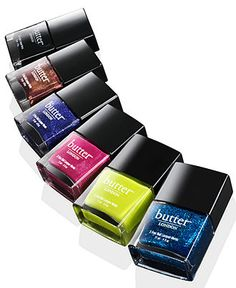 butter LONDON Rock Your Colour Lacquer Collection - Nails - Beauty