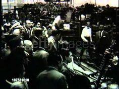 Inauguración de la planta Ford en Lima (1966)