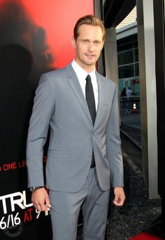 True Blood Season 6 Premiere...Alexander Skarsgard!