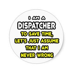 Aircraft Dispatchers vs. THE WORLD!...ok so not really but it's usually is us VS. the pilots, maintenance control, stations, and just about everyone else in senior management!!!