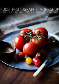 Food Photography Workshops in Perth, Melb & Syd, Adel & Bris