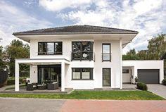 City Life – Haus 250 - WeberHaus - http://www.hausbaudirekt.de/haus/city-life-haus-250/