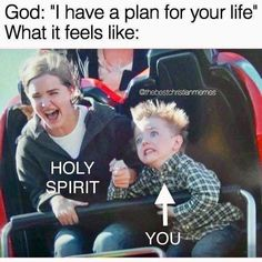 "The Top 14 Most Hilarious Christian Memes. According to the wisest man who ever lived, ""A joyful heart is good medicine. Really Funny Memes, Stupid Funny Memes, Funny Relatable Memes, Hilarious, Funny Jesus Memes, Funny Church Memes, Jesus Jokes, Memes Humor, Lds Memes"