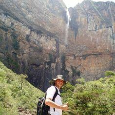 Cachoeira do Tabuleiro em Conceição do mato dentro-MG