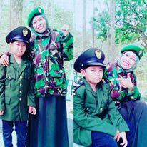 Rachma ♥ رَّحْمَ : Kegiatan hari Pahlawan Di Sekolah