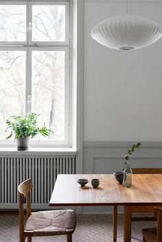 Style and Create — Beautiful Stockholm apartment via Swedish broker. - Selim Baydar - Style and Create — Beautiful Stockholm apartment via Swedish broker. Style and Create — Beautiful Stockholm apartment via Swedish broker. Stockholm Apartment, Living Spaces, Dining Table, Create, Stockholm Style, Inspiration, Furniture, Beautiful, Apartment Ideas