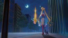 Sailor Moon Crystal Screen Shot