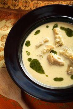 Receta de Sopa de Alcachofa
