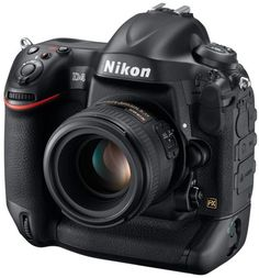 Nikon announces D4 DSLR camera: full-frame 16.2 MP sensor, 204,000 extended ISO, $6,000 price tag