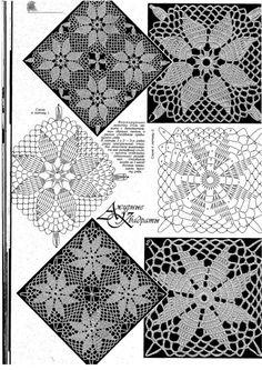 Die 169 Besten Bilder Von Filet Häkeln Crochet Patterns Filet