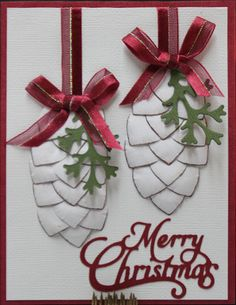 """Cricut FANatics   """"crafting is our passion""""  A card designed for Operation Christmas Cards"""