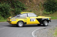 Opel Kadett  Eifel 2014