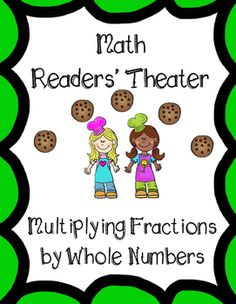 Are you looking for a fun, quick way to help your students learn math vocabulary or review your fraction unit? My students love this reader's theater script that reinforces vocabulary while also practicing reading fluency.  This readers' theater script focuses on how to multiply a fraction by a whole number and how to multiply a mixed number by a whole number. Fraction Activities, Math Resources, Math Games, Sixth Grade Math, Fourth Grade Math, Multiplying Fractions, Multiplication, Teaching Math