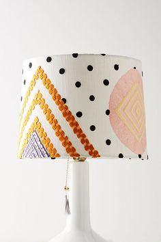 Slide View: 1: Shape Study Lamp Shade