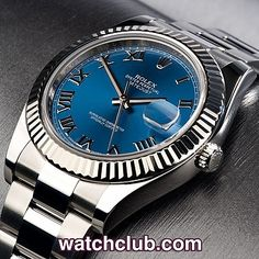 Rolex Datejust II 116334 - for sale at Watch Club, 28 Old Bond ...
