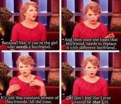 Oh Taylor...