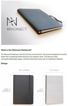 My New Favorite Moleskine Professional Notebook Awesome