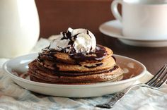Nutella-Stuffed Pancakes Have Renewed Our Faith In Humanity