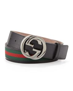 2fbe8830899 N10HD Gucci Interlocking G Belt