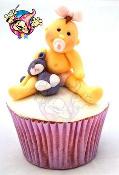 Sugestão Mago Dias das Crianças: Cupcakes Bebês