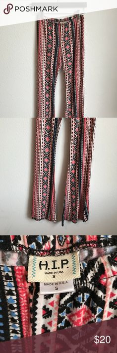 Boho bell bottoms Stretchy / flattering boho bell bottoms bp Pants Boot Cut & Flare