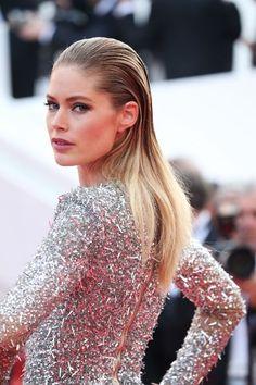Amazing beauty looks from the Cannes carpet: Doutzen Kroes (Slide 4)
