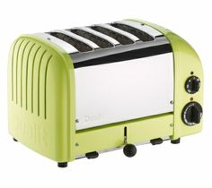 """Dualit toaster-my dream toaster in my """"money is no object dreams"""""""