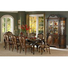 Homelegance 2106 Cromwell Dining Room Set On Sale Formal Elegant Extension