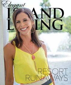 September 2015: The lovely Elizabeth Frost in fashion by Le Petit Market at the newly remodeled Sea Palms Resort & Conference Center. Photographed by Annaliese Kondo, Studio PixelPop.