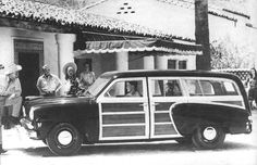 1947 Studebaker Station Wagon concepts